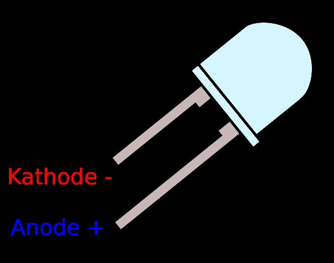 LED-Schema